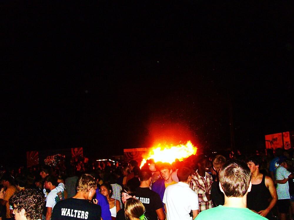 bonfire by AndyJay