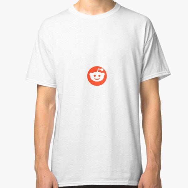 Reddit Logo Classic T-Shirt
