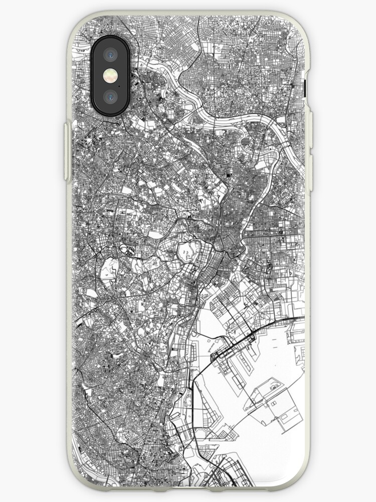 photograph about Printable Phone Case named Tokyo map poster print wall artwork, Japan present printable, Dwelling and Nursery, Revolutionary map decor for workplace, Map Artwork, Map Presents apple iphone Situation by way of