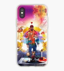 Pablo Watches Ghosts (Ultra High-Res) iPhone Case