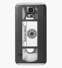 Dharma Initiative VHS - Orientation Tape (LOST) Case/Skin for Samsung Galaxy