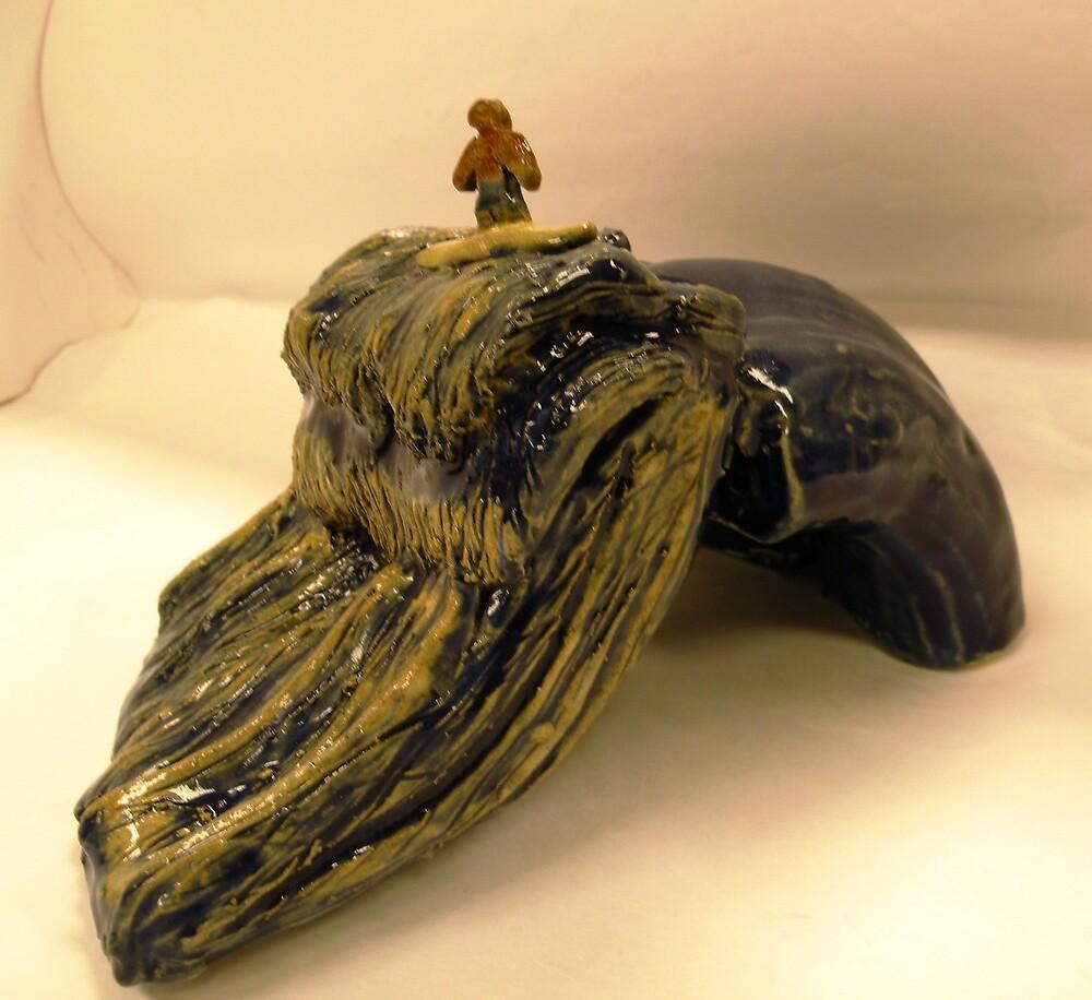 Tubular Tan Man by Casey Voss