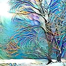 Blue Winter by Alma Lee