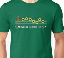 New Wave Bossa Nova - Somewhere Beyond the Sea Unisex T-Shirt