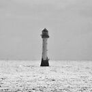 Bell Rock Lighthouse Scotland by FollowingTLites
