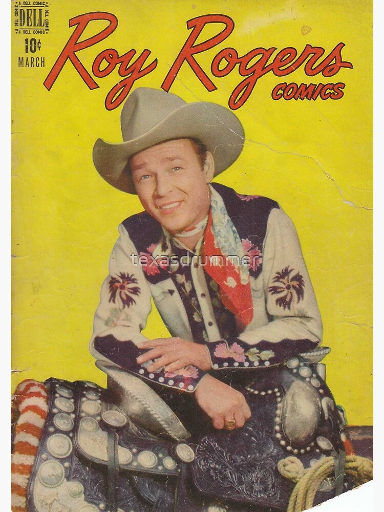 Roy Rogers  by texasdrummer
