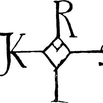 Carolus Magnus monogramm by opngoo