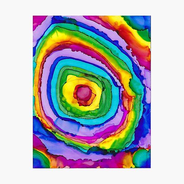 Rainbow dreams Photographic Print