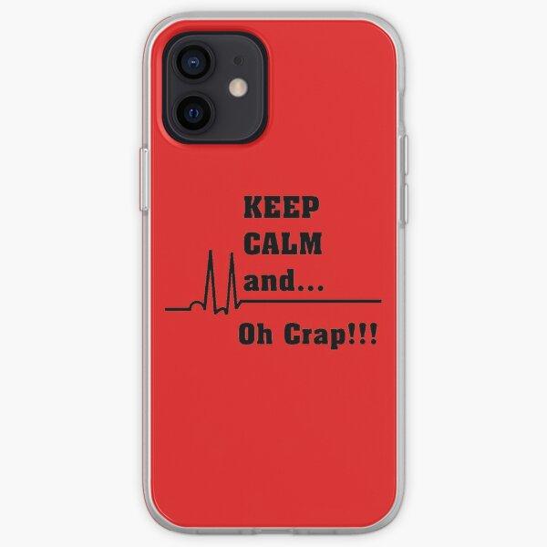 Funny Nurse Cardiac Rhythm  iPhone Soft Case