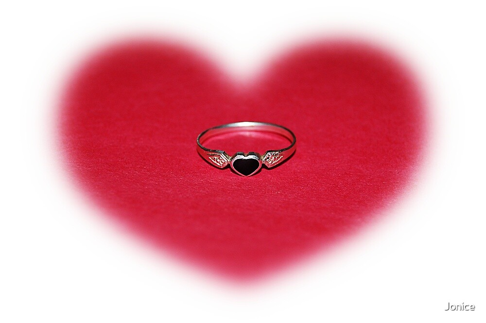 Heart and Ring by Jonice