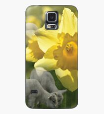 Spring! Lambs and Daffs Case/Skin for Samsung Galaxy