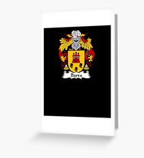 Barra Coat of Arms - Family Crest Shirt Greeting Card