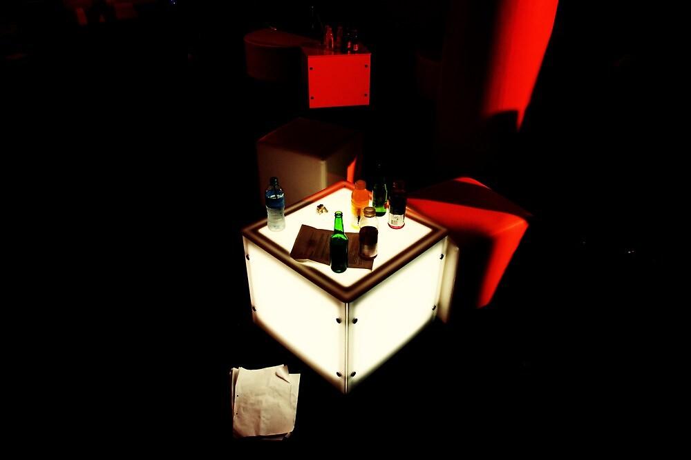 White Box, Red Box by Adam Jones
