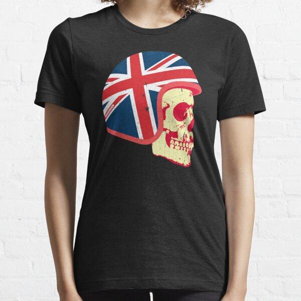 Cafe Racer Biker Essential T-Shirt