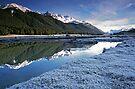 Mavora Lakes, South Island. by Michael Treloar