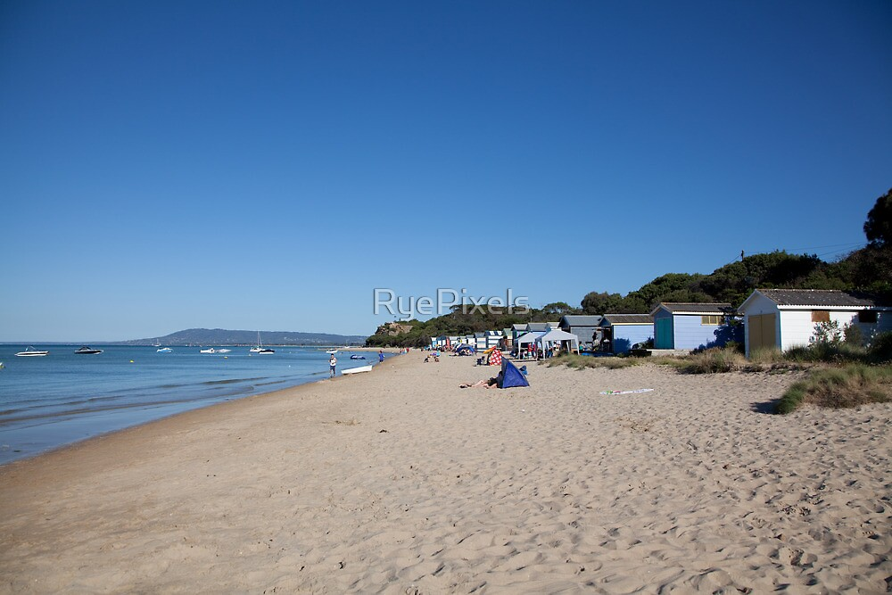 Tyrone foreshore at Christmas 2009 by RyePixels