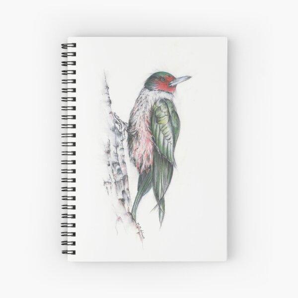 Lewis's Woodpecker Spiral Notebook Spiral Notebook
