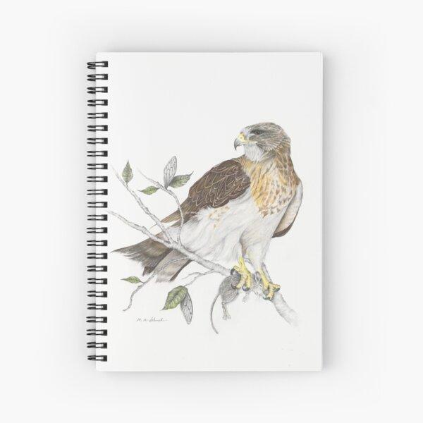 Swainson's Hawk Spiral Notebook Spiral Notebook