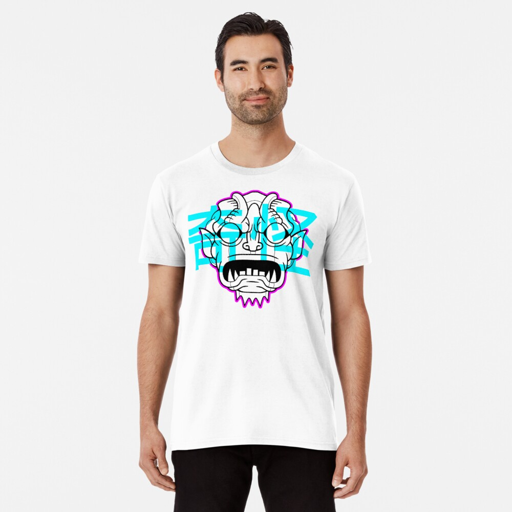 Gorgon Katakana Premium T-Shirt