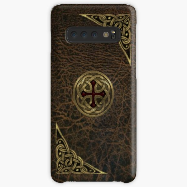 Celtic Leather Samsung Galaxy Snap Case