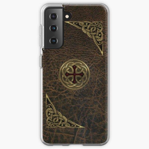 Celtic Leather Samsung Galaxy Soft Case