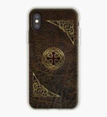 Celtic Leather iPhone Case