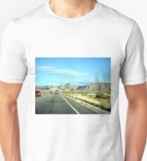 Route 191, Utah - Moab to Price T-Shirt