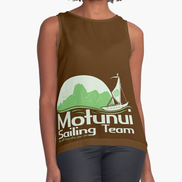 Motunui Sailing Team Sleeveless Top