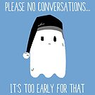 Please No Conversations... It's Too Early For That by PikachuRox