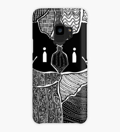 Embracing Myself Case/Skin for Samsung Galaxy