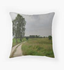 an unbelievable Poland landscape Throw Pillow