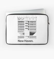 New Haven architecture - Armstrong Rubber Company Laptop Sleeve