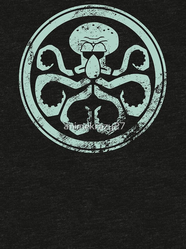 Hail Squidra by animekrazy27