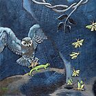 Night Marauder by Patricia Howitt