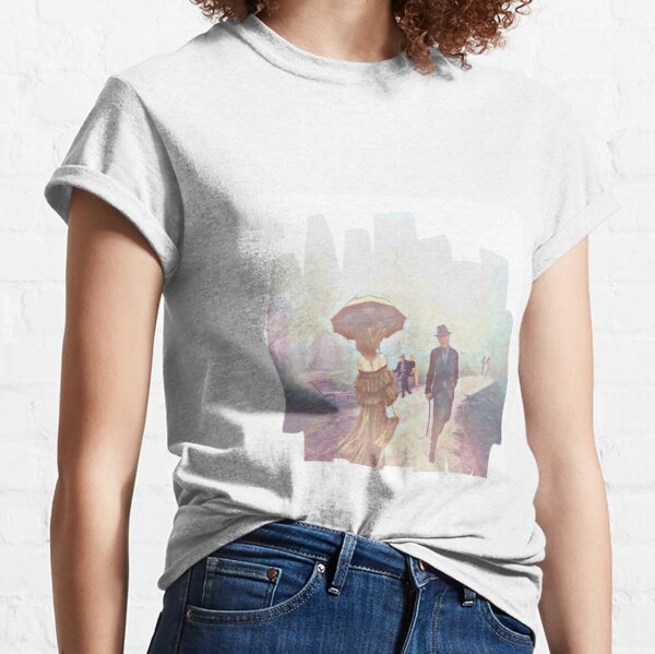 Relax and Walk With Leonard  Classic T-Shirt