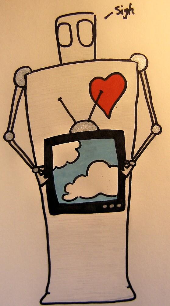 untitled - robot by Zach Windett