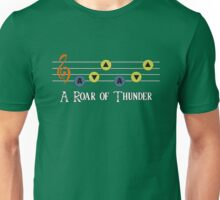Song of Storms - A Roar of Thunder Unisex T-Shirt