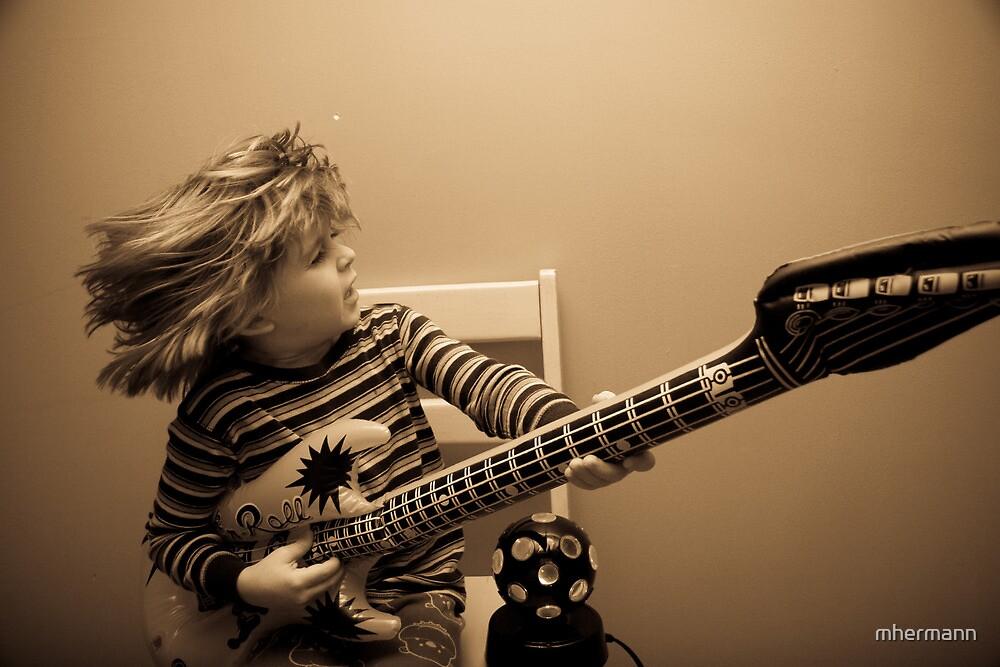 Air Guitar by mhermann