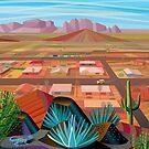 Maricopa County by Charles Harker