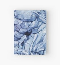Freezing Over Hardcover Journal