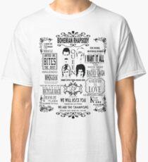 Queen Songs Classic T-Shirt
