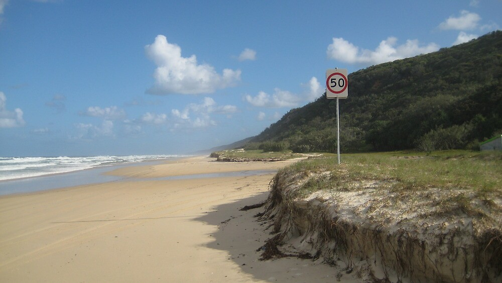 Mind your Speed - Australia by Ginelle Cooke