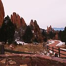 Garden Of The Gods by Hank Rodriguez