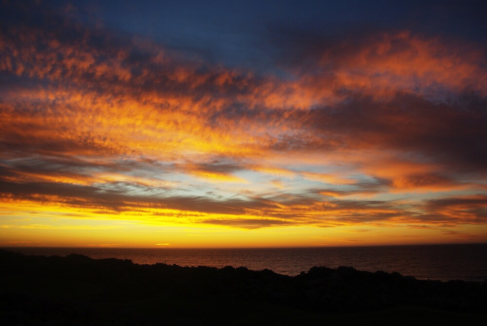 Blazing Skies by JessicaGillan