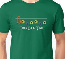 Song of Time - Turn Back Time Unisex T-Shirt