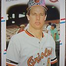 440 - Eric Bell by Foob's Baseball Cards