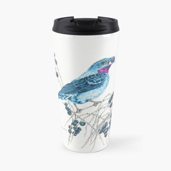 Natterer's Cotinga Travel Mug Travel Mug