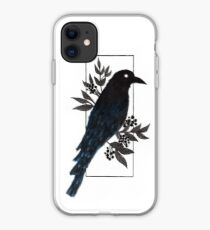 Krähe iPhone-Hülle & Cover