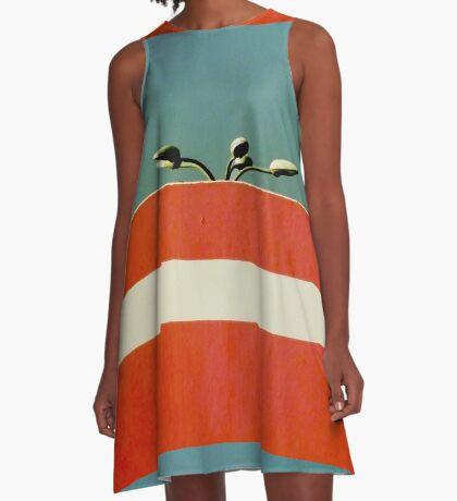 listen A-Line Dress