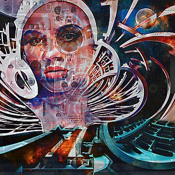 Techno Dreams by blacknight